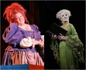 Mme Thenardier & Mme Morrible