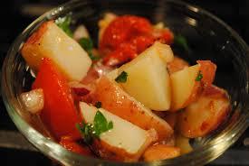 TomatoPotatoSalad